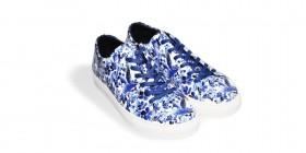 Delftsblauw Sneaker