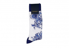 Delftsblauw sok