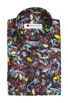 Mascolori's verjaardag- shirt