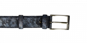 Shattered Blue - belt
