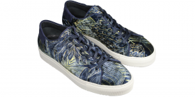 Tropical Flower Sneaker