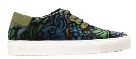 Velvet Animals Sneaker
