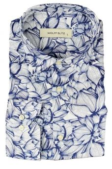 Blue Lotus - Shirt