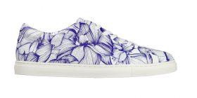 Blue Lotus Sneaker