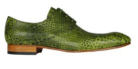 Green Baby Croco