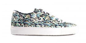 Japanese Waves Sneaker