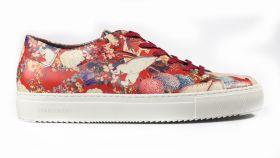 Red Cockatoo Sneaker