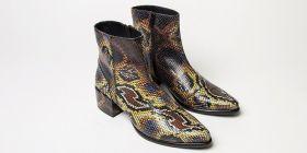 Snake Story Boot