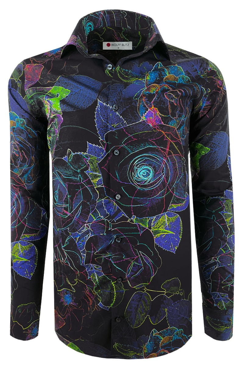 Neon Rozen - Shirt
